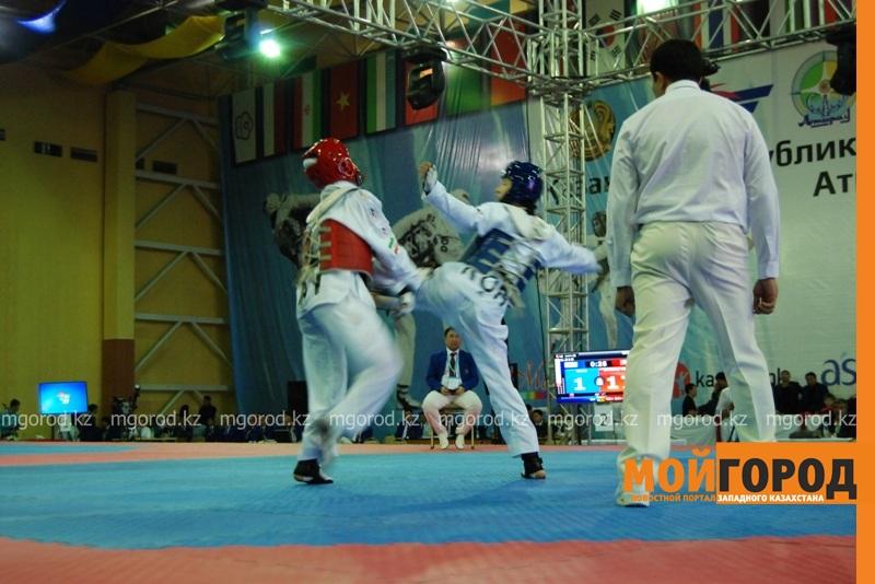 В Атырау стартовал чемпионат Азии по таэквандо среди юниоров ????????????????????????????????????