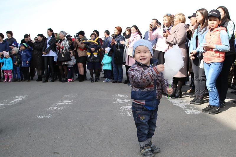 Новости Уральск - «Семья Toyota» отметила свою первую годовщину IMG_9409