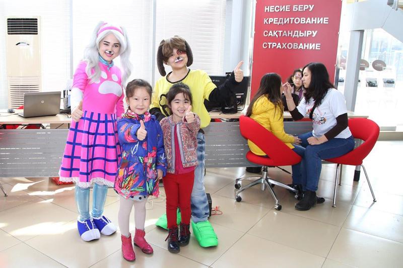 Новости Уральск - «Семья Toyota» отметила свою первую годовщину IMG_9540