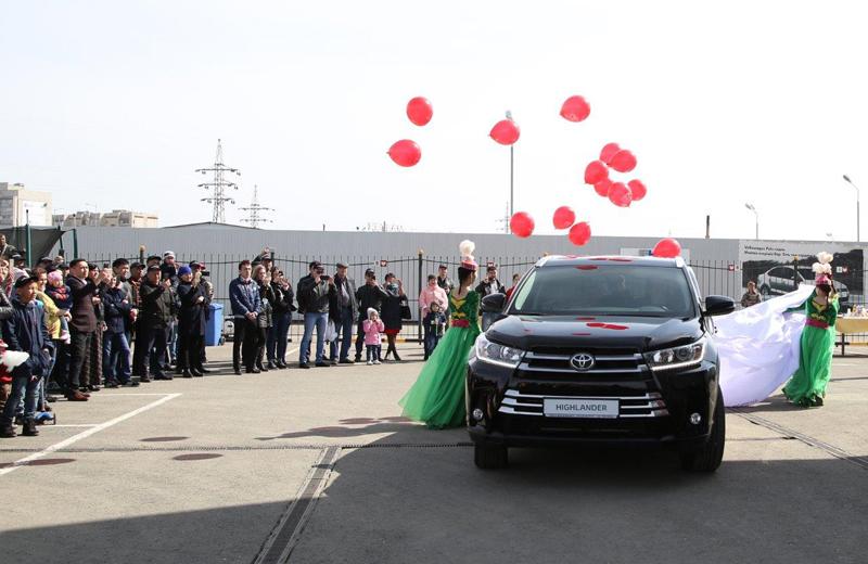 Новости Уральск - «Семья Toyota» отметила свою первую годовщину IMG_9700