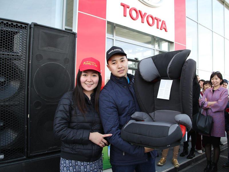 Новости Уральск - «Семья Toyota» отметила свою первую годовщину IMG_9871