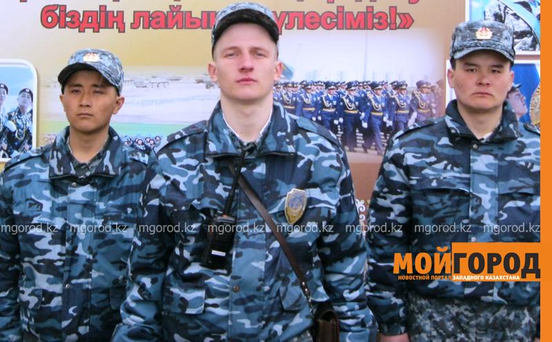 Новости Уральск - Потерявшегося в Уральске четырехлетнего ребенка нашли гвардейцы naryad