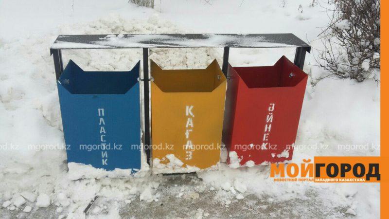 Новости Атырау - Жители Атырау захламили контейнеры для сбора пластика бытовым мусором PicsArt_04-18-01.08.05