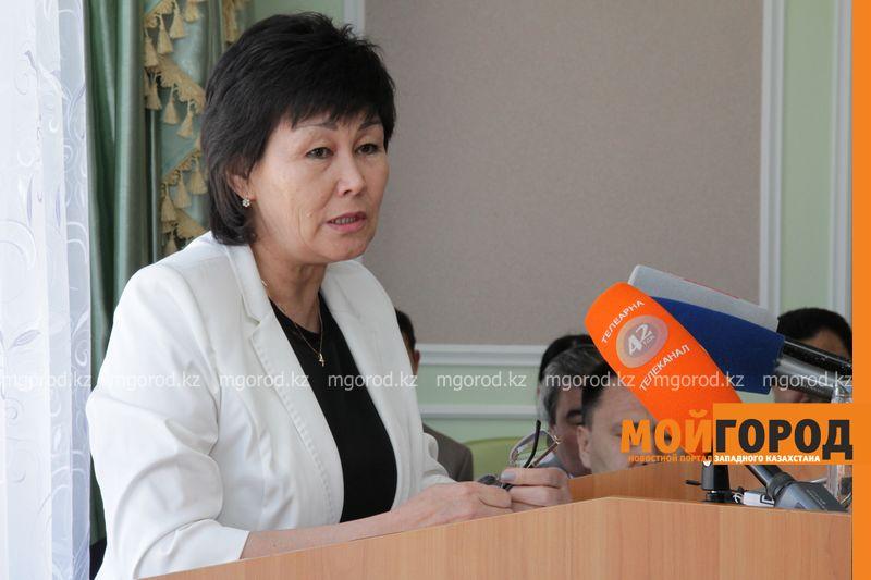Новости Атырау - Новой главе облздрава Атырауской области поставили задачу избавиться от непрофессионалов prokuratura-kollegiya-8
