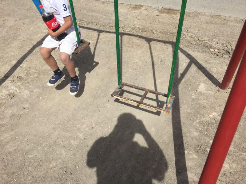 Новости Атырау - В Атырау вандалы громят детские площадки aa0631c4-4d5c-481e-a930-a12fe8aeda54