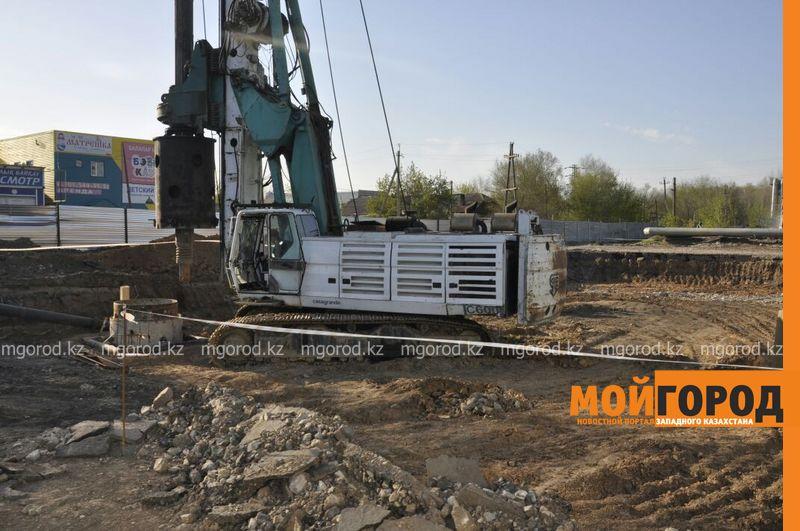 Строительство деповского моста в Уральске могут закончить раньше срока akim most (3)