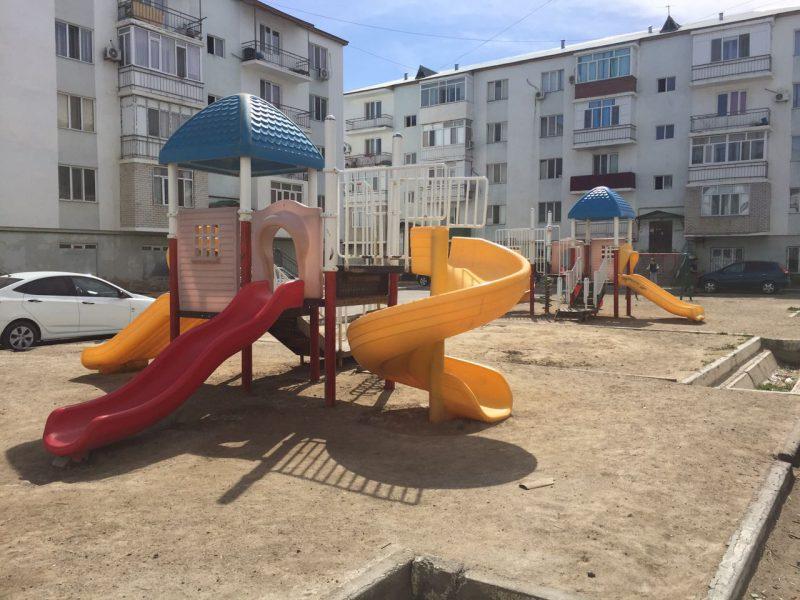 Новости Атырау - В Атырау вандалы громят детские площадки b7b52f8d-1145-4655-83c3-ef469f11688f