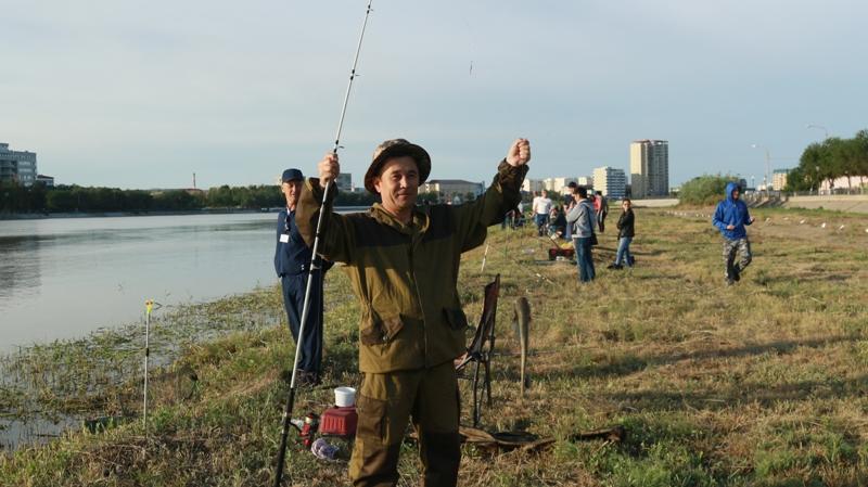 Новости Атырау - 9-летний мальчик стал лучшим в соревнованиях по спортивной рыбалке в Атырау 174A0091