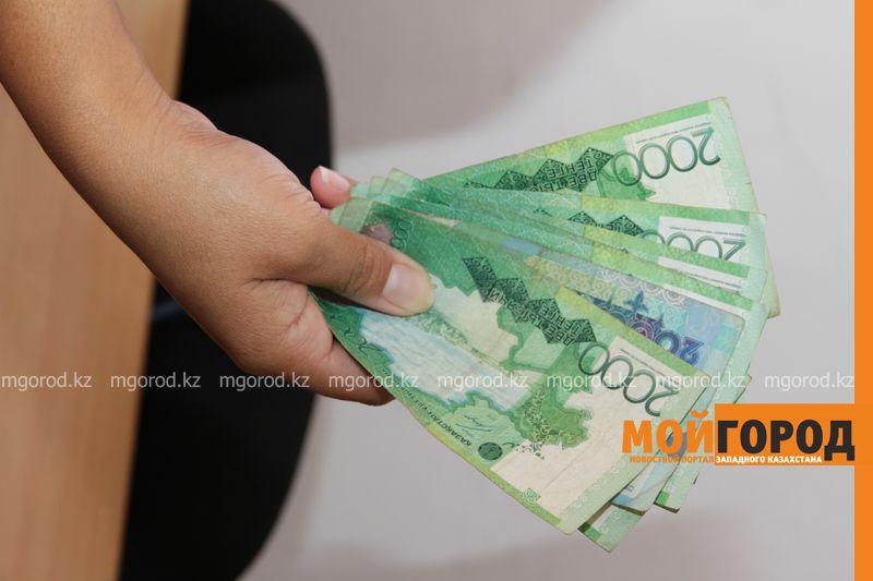 Назван размер среднемесячной зарплаты в Казахстане в августе