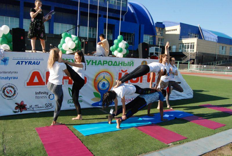 Новости Атырау - Международный день йоги прошел в Атырау DSC_1485