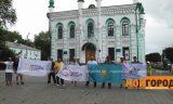 Экспедиция из Астаны отметила историческую ценность Уральска