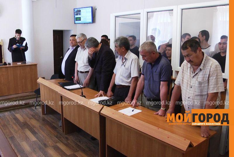 Восемь сельчан осудили за подготовку нападения на отдел полиции в ЗКО sud (2)