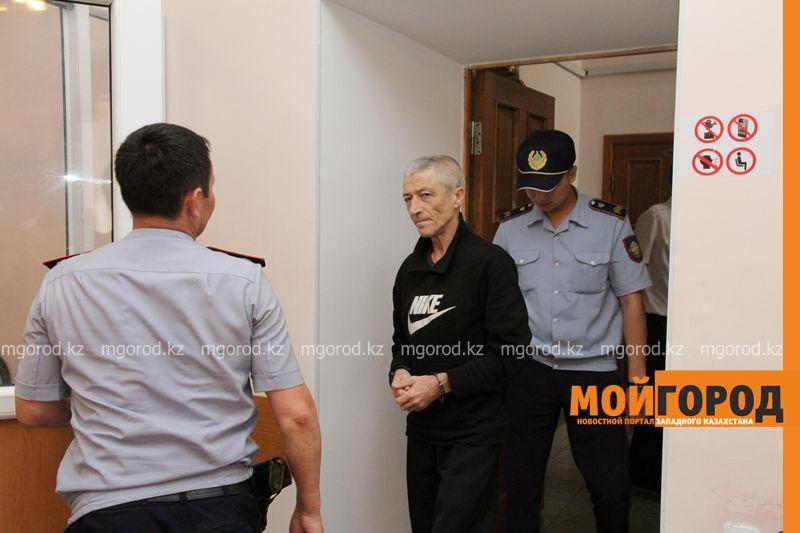 В Уральске мужчина убил свою мать из-за постоянных скандалов sud smus (2)