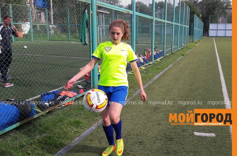 В Уральске возрождают женский футбол zhen_football