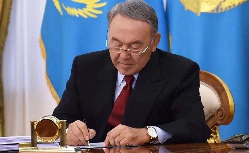 Новости - Назарбаев произвел назначение в администрации президента 01