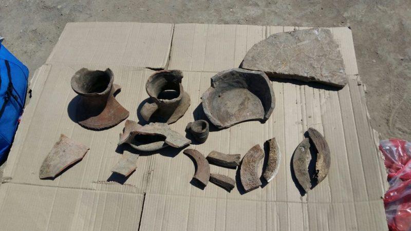 Атырауские студенты участвуют в раскопках древнего урочища Актобе 0e22523b-1325-467b-b685-023528622b0e