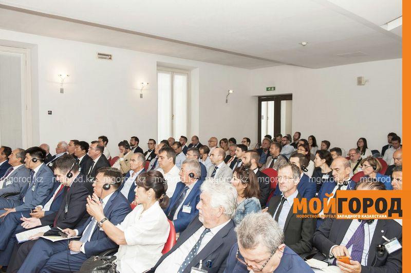 Новости Уральск - Инвесторы из Италии готовы приехать в ЗКО 5ddf5a05-b390-4415-b2c0-1773060c2e84 [iPod Video]