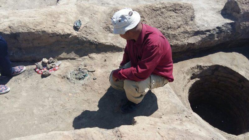 Новости Атырау - Атырауские студенты участвуют в раскопках древнего урочища Актобе a04bfc59-b65d-4fb1-a443-dce13864e565