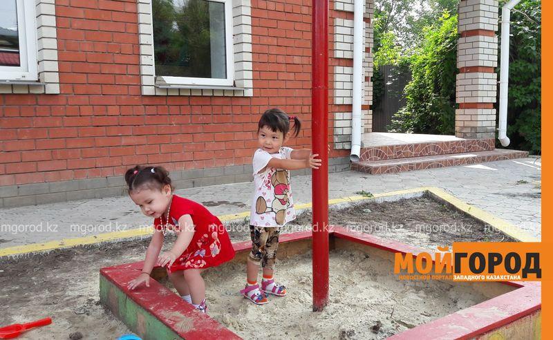 В Уральске планируют сравнять оплату в государственных и частных детсадах detsad