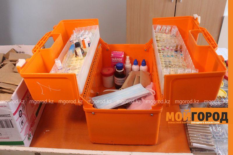 346 жителей Атырау отказались от прививок