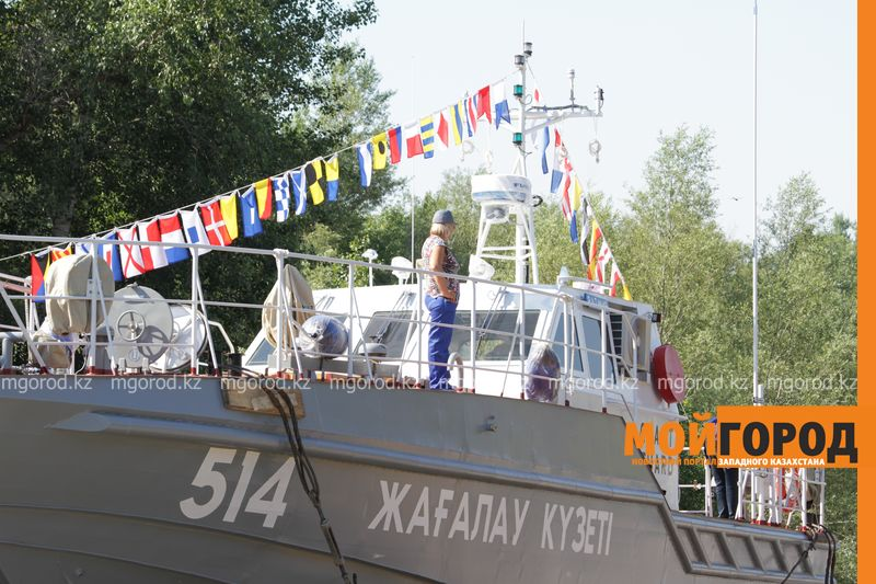 Новости Уральск - В Уральске спустят на воду  скоростной катер kater ratmir (1)