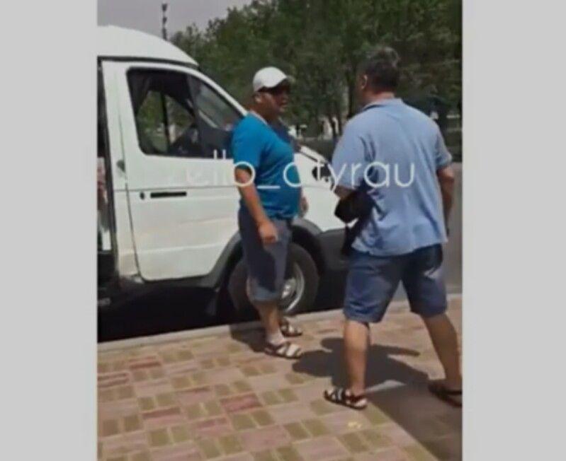 Новости Атырау - В Атырау водителя маршрутки, вытолкавшего пассажира, накажут picsart_07-24-04.16.25