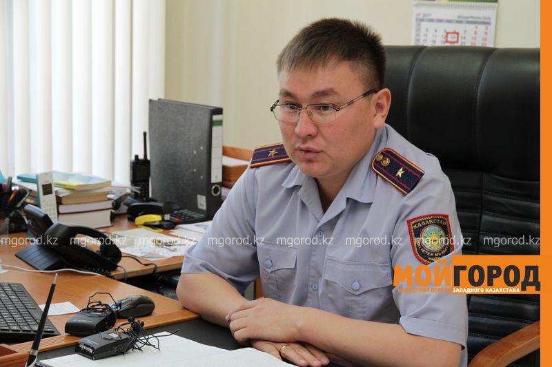 Житель Уральска обманывал родственников, обещая устроить их на работу uvd Uralsk (2)