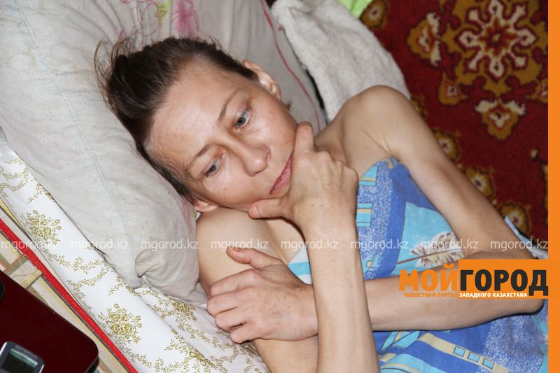 Новости Уральск - Одинокую женщину-инвалида положили в больницу после вмешательства журналистов zhenzhina ne mozhet hodit (1)