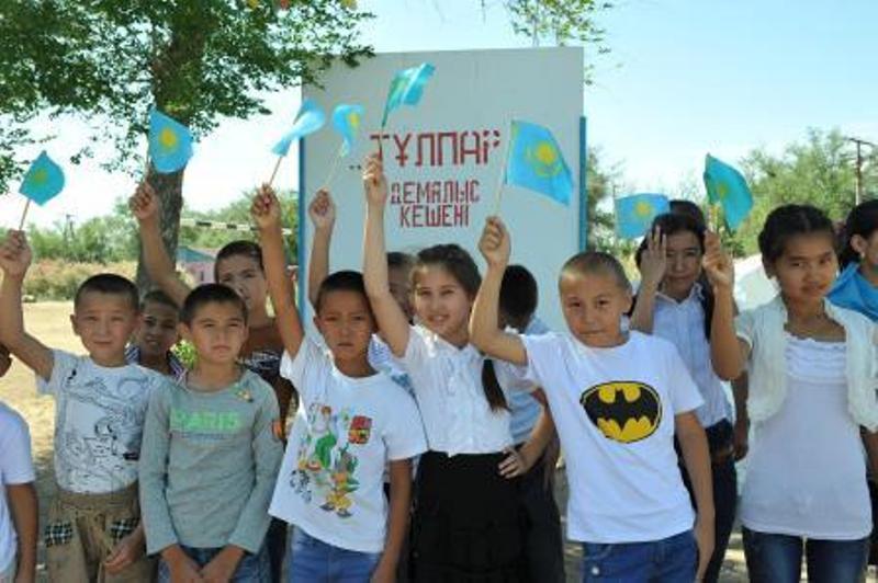 Новости Атырау - В летнем лагере Атырау из-за антисанитарии уменьшилось число детей Иллюстративное фото с сайта atyrau.gov.kz