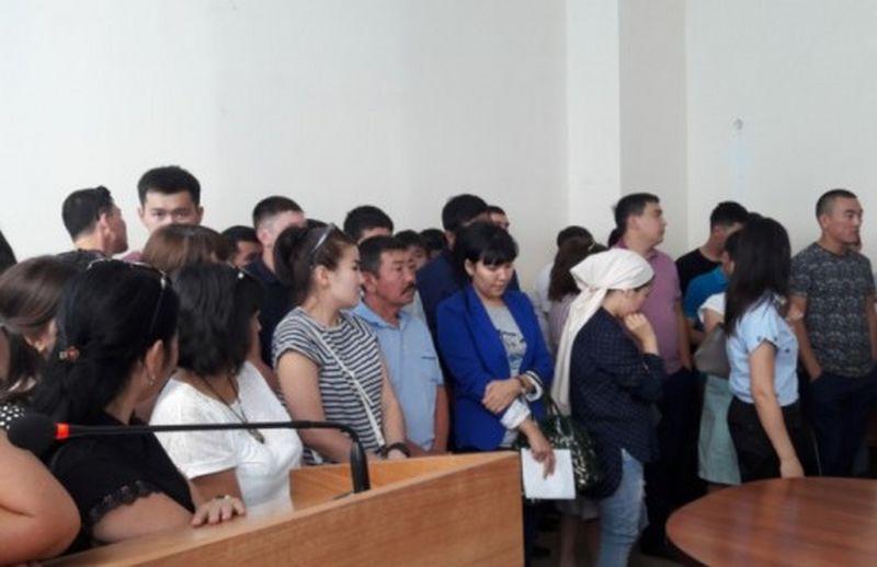 Новости Актобе - В Актобе огласили приговор членам «нефтяной» ОПГ фото с сайта timeskz.kz