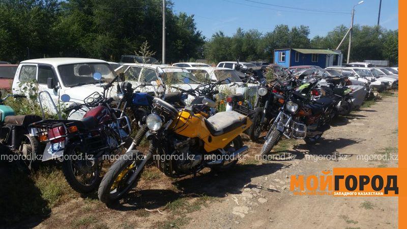 Новости Уральск - 8 человек погибли в ДТП с участием мотоциклов на дорогах ЗКО Фото предоставлено пресс-службой ДВД ЗКО