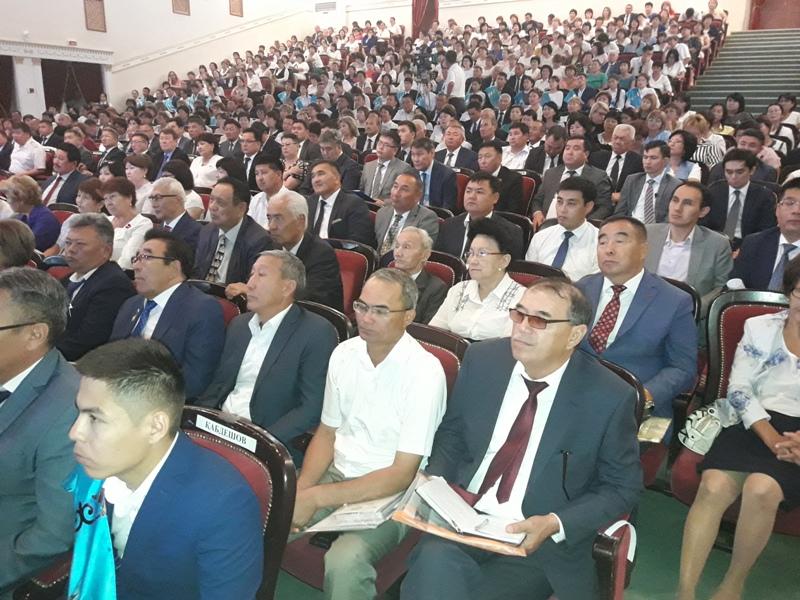Новости Атырау - Аким Атырауской области Нурлан Ногаев недоволен качеством образования в школах
