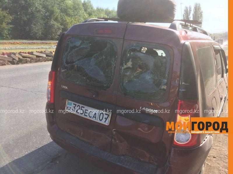 ДТП пассажирских автобусов в Уральске: в панике люди выпрыгивали из окон автобуса autobus (5)