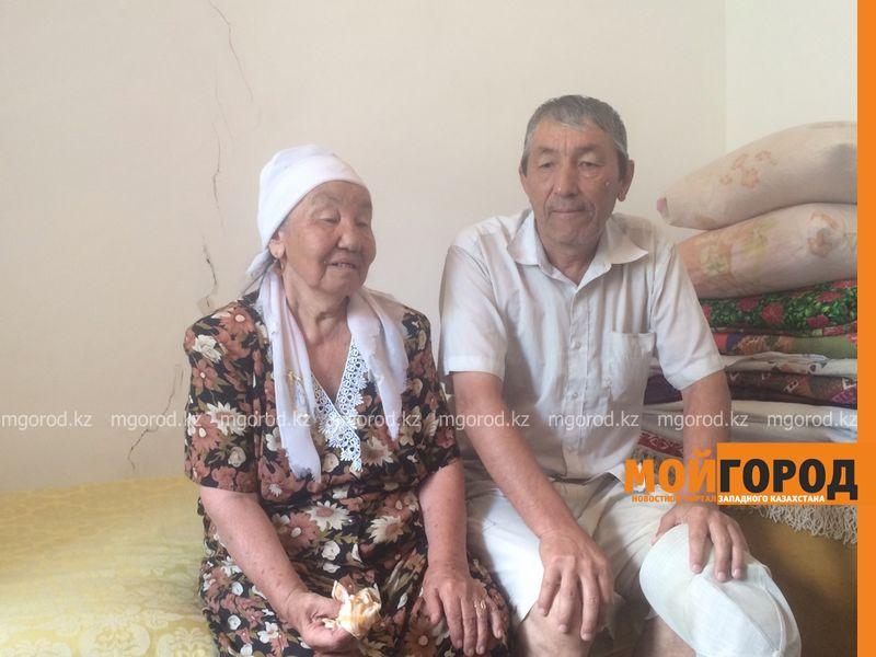 Новости Уральск - 85-летняя пенсионерка осталась без жилья в ЗКО babushka (2)