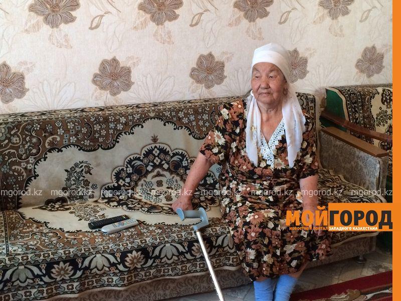 Новости Уральск - 85-летняя пенсионерка осталась без жилья в ЗКО babushka (3)