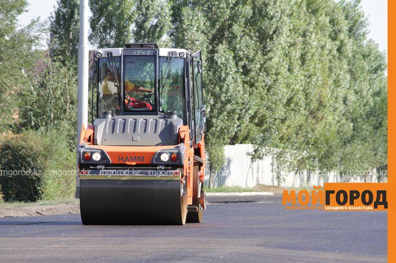 В двух районах ЗКО начались дорожные работы Ремонт основных автодорог в Уральске планируют завершить раньше срока
