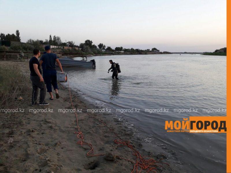 "В Атырау во время купания на ""диком пляже"" утонул мужчина Фото из архива МГ"