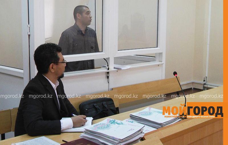 """В Уральске в суде """"Шейх Халил"""" заявил, что не признает своей вины sud Halil dopros (1)"""