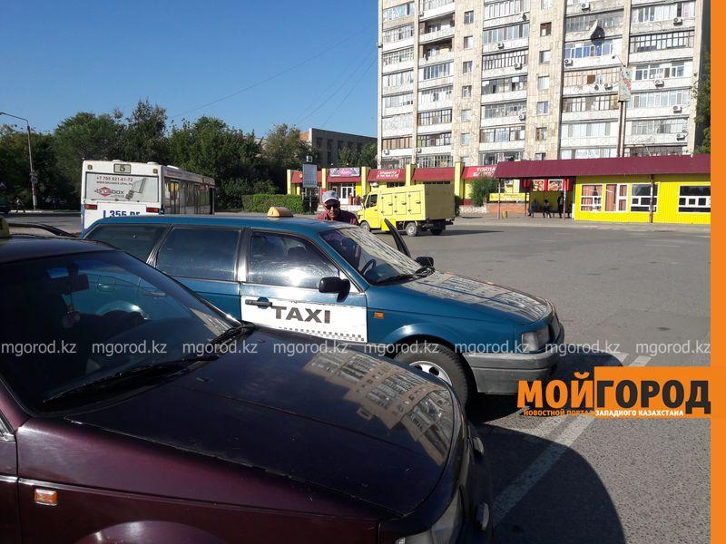Новости Уральск - В Уральске 99% такси работают нелегально taxi [800x600]