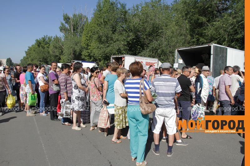 Новости Уральск - В Уральске проходит сельскохозяйственная ярмарка yarmarka (2)