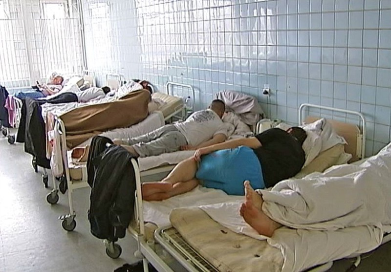 Новости Атырау - В Атырау 18 рабочих отравились, пообедав в столовой