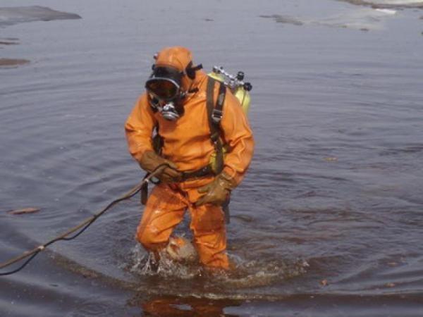 Новости Атырау - В Атырау в реке найдено тело связанного мужчины