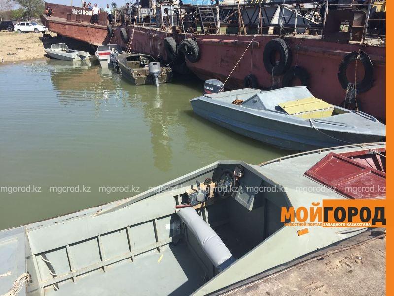 Новости Атырау - 15 лодок браконьеров были обнаружены в Атырауской области