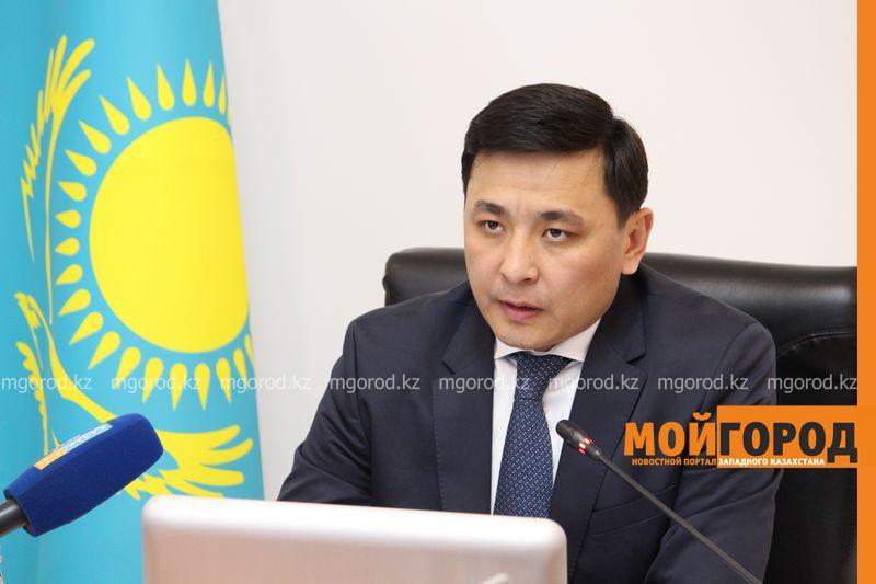 Новости Уральск - Уральск будет ассоциироваться с лучшими дорогами - аким ЗКО