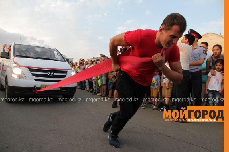Новости Уральск - В Уральске на выставке «Автотюнинг Шоу» было представлено 50 автомобилей