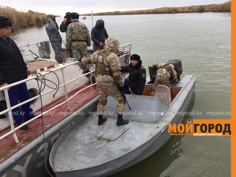 Новости Актау - Казахстанские пограничники ранили при задержании браконьера в акватории Каспийского моря
