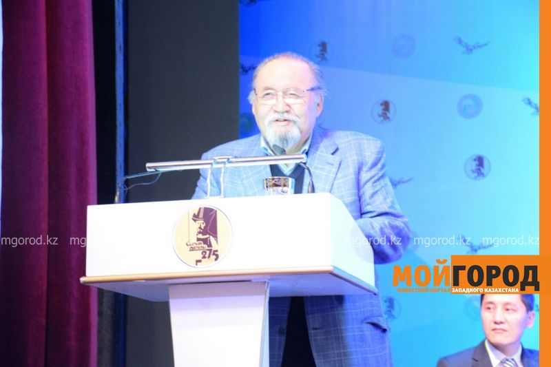 Новости Уральск - В ЗКО прошла конференция, посвященная 275-летию Сырыма Датова