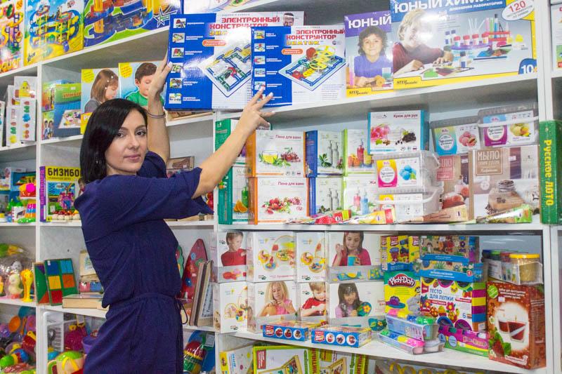 Новости Уральск - Магазин «Умный Я»: умные игрушки на каждый возраст