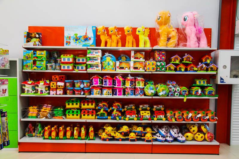 Новости - В Уральске открывается новый детский торговый центр