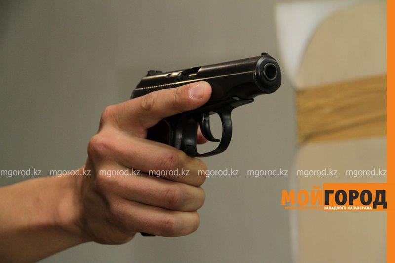 В Атырауской области застрелили мужчину